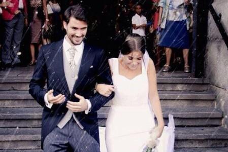 Marta y Javier. El Tomillar