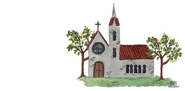 Iglesia Finca El Tomillar. El Puchero de Plata Catering