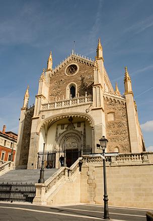 Parroquia San Jerónimo el Real El Puchero de Plata Catering