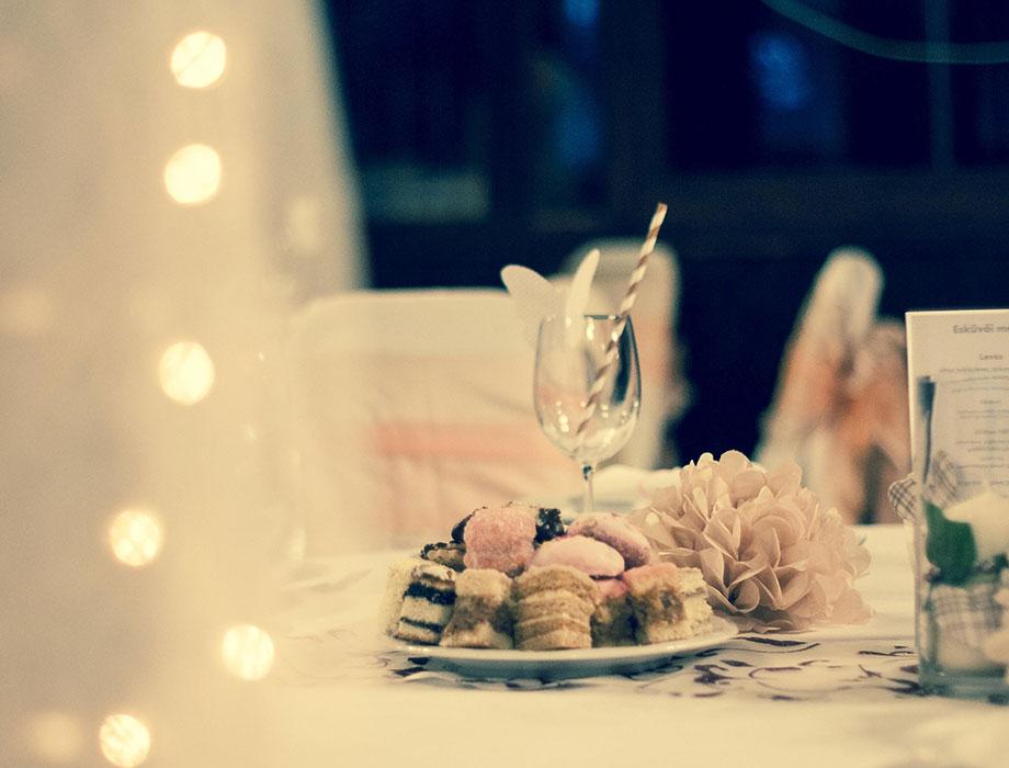 El Puchero de plata catering distribucion mesas bodas